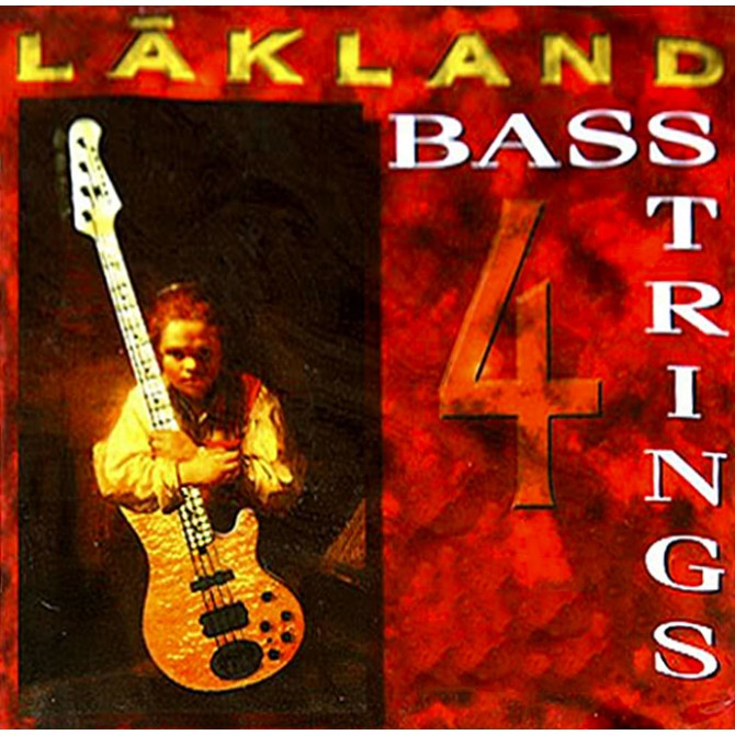 Lakland Custom Wound Stainless Roundwound 4 String Light (40 - 60 - 80 - 100) Long Scale