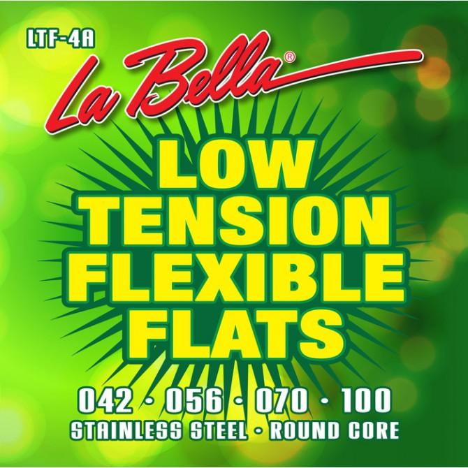 Labella Low Tension Flats