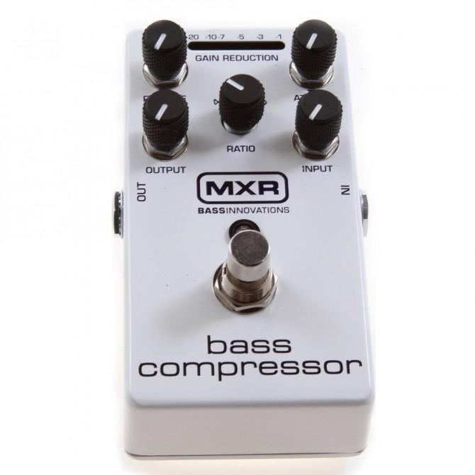 Dunlop MXR M87 Bass Compressor Pedal