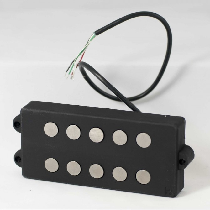 Nordstrand MM5.4 OLP 5 String DL5(MusicMan Xtend) Size Quad Coil Pickup