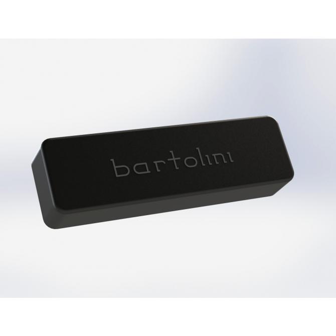 Bartolini XXP26C-B 6 String P2 Size Deep Tone Quad Coil Neck Pickup