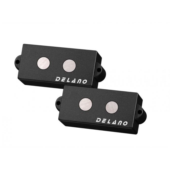 Delano PMVC4 AL-H/M2 (Hybrid) 4 String Precision Size Split Coil Pickup