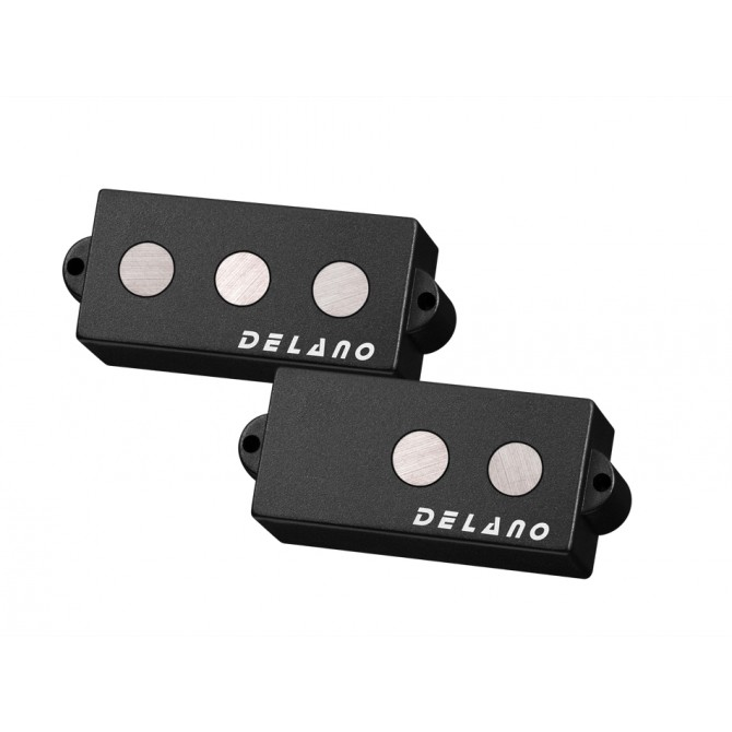 Delano PMVC5 AL-H/M2 (Hybrid) 5 String Precision Size Split Coil Pickup