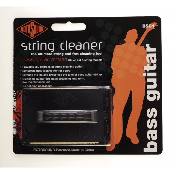 Rotosound BSC1 Bass String Cleaner