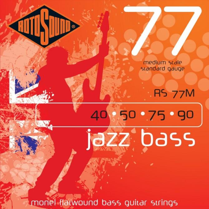 Rotosound Jazz Bass 77