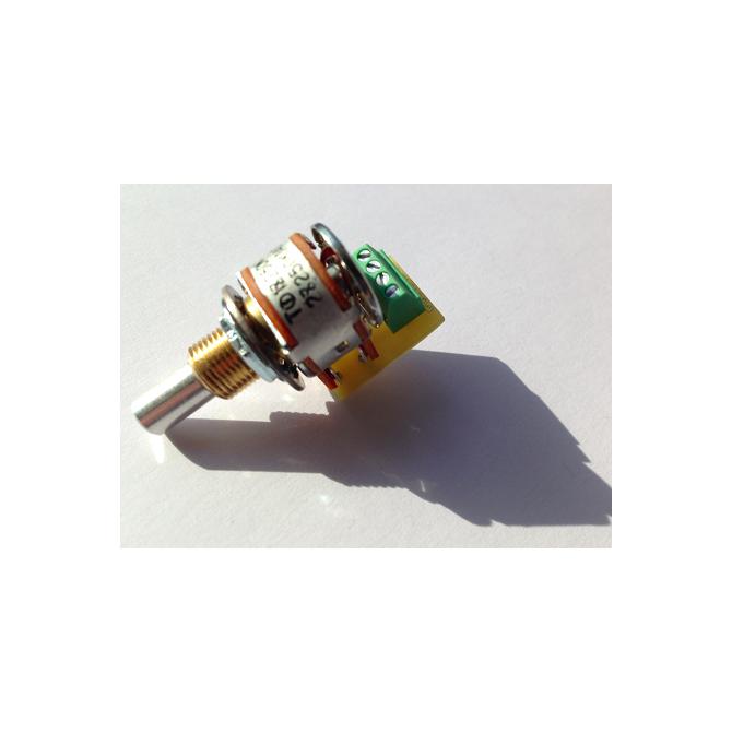 BBG 250k Blend Potentiometer 6mm Solid Shaft Solderless