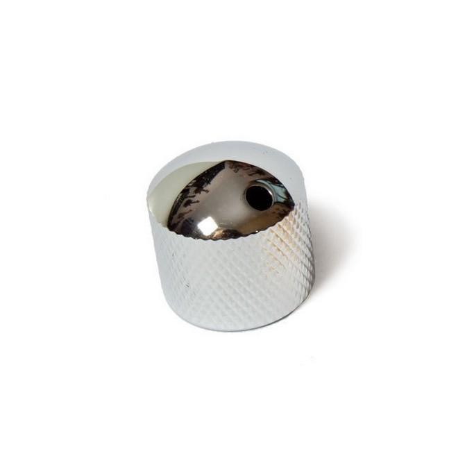 Noll Single Dome Knob (Chrome)