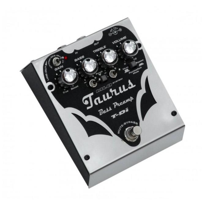 Taurus TD-DI-Bass Preamp/DI Pedal