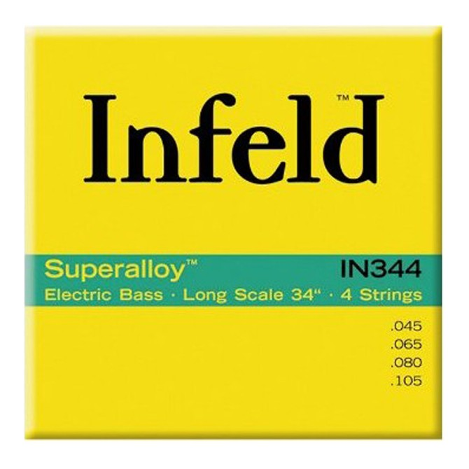 Thomastik-Infeld Superalloy Bass Strings