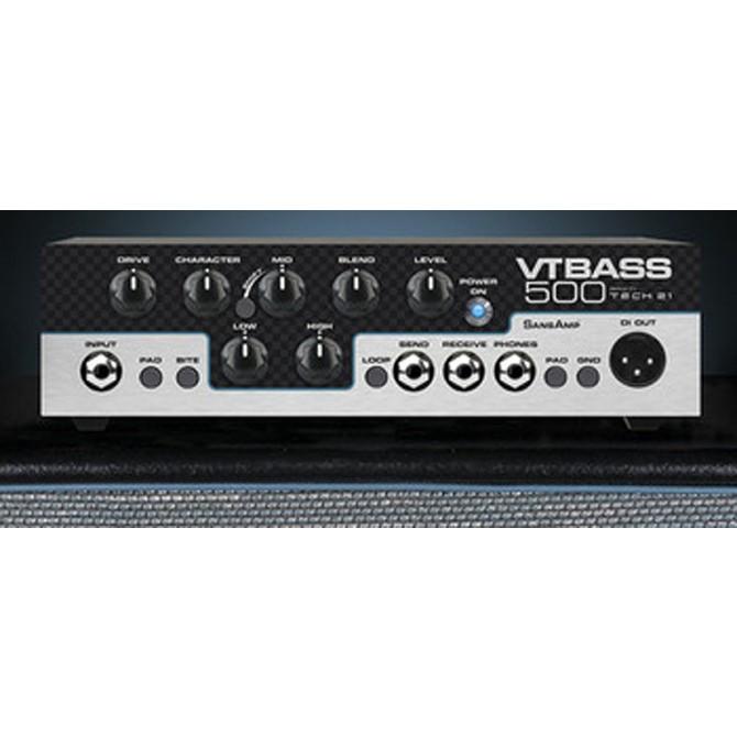 Tech 21 VT Bass 500 Head