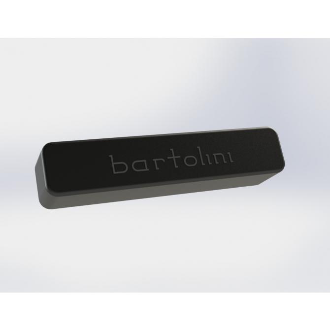 Bartolini X44J1-B 4 String X4 Size Deep Tone Split Coil Neck Pickup