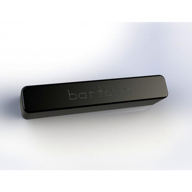 Bartolini 80X55J1-B 5 String X5 Size Deep Tone Split Coil Neck Pickup