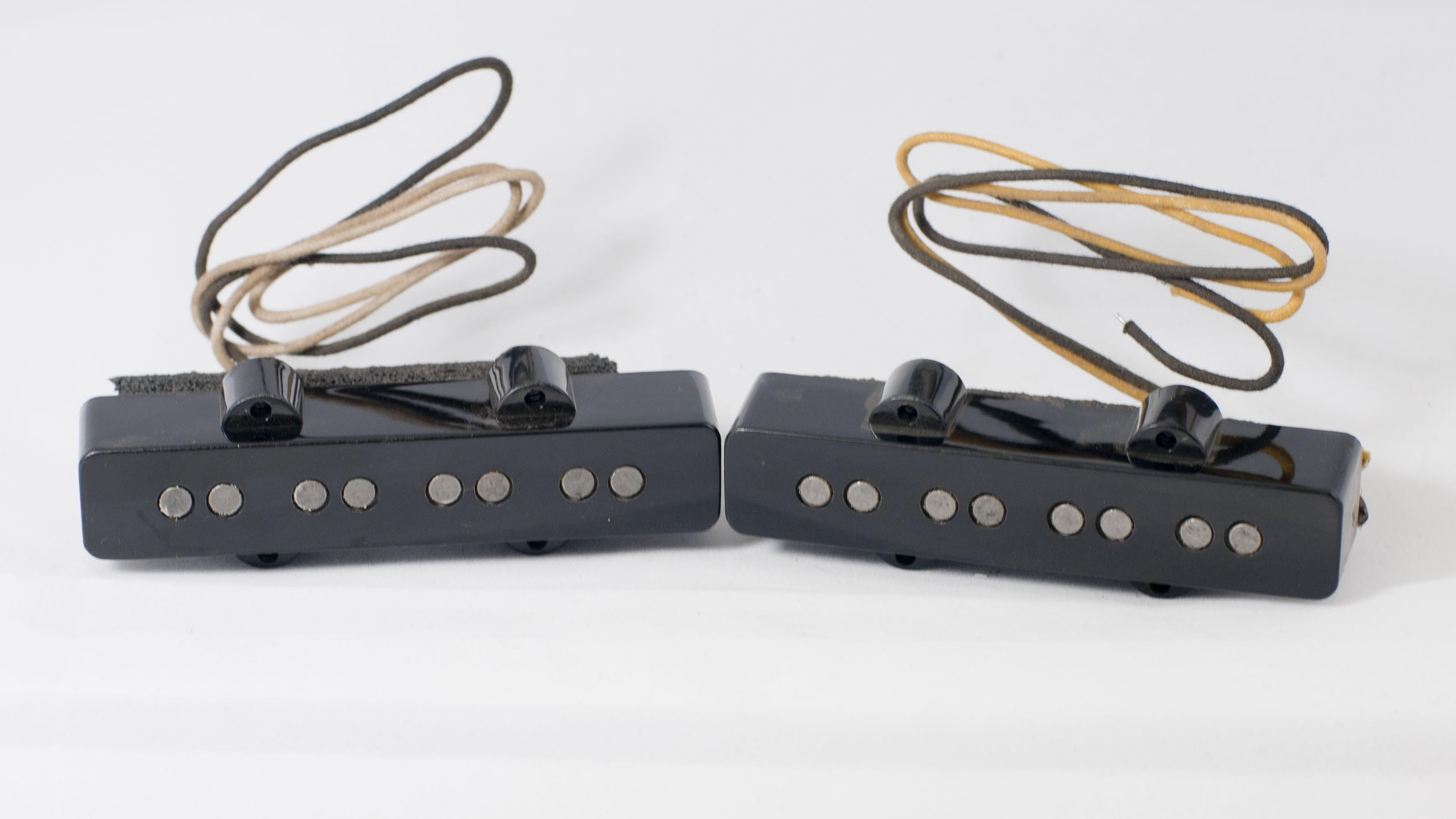 Seymour Duncan Antiquity 2 60 S Jive 4 String Jazz Bass Pickup Set Best Bass Gear