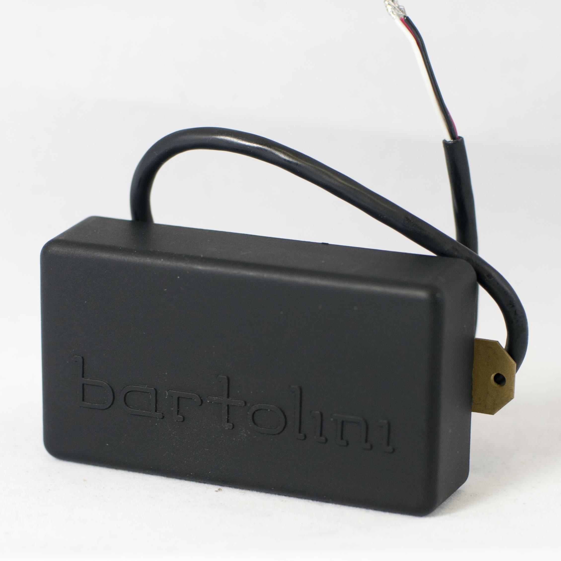 Bartolini 1CB 4 String HB Size Dual Coil Pickup Set on