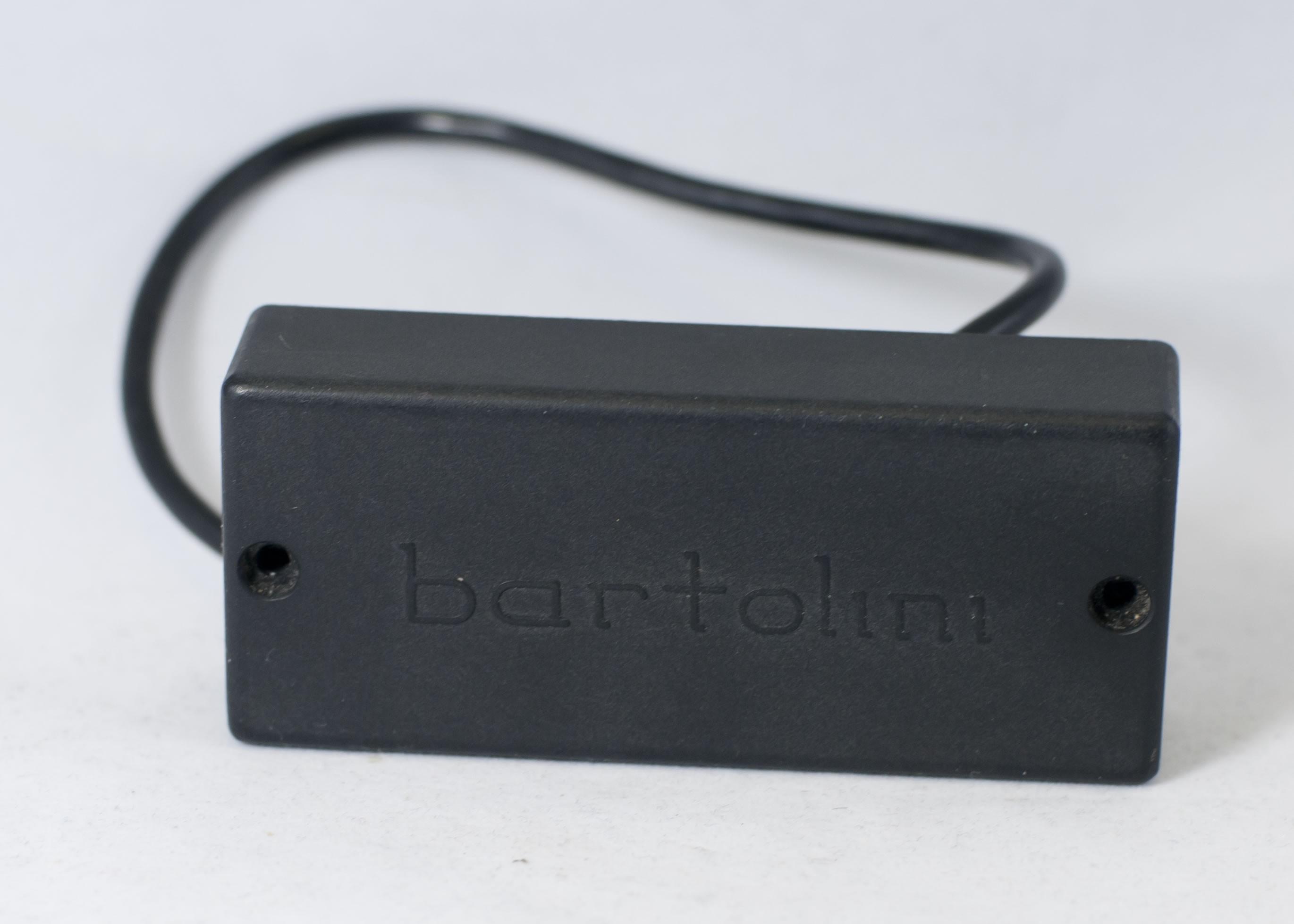 Bartolini 'Original B' Soapbar Dual-Coil Humcancelling on