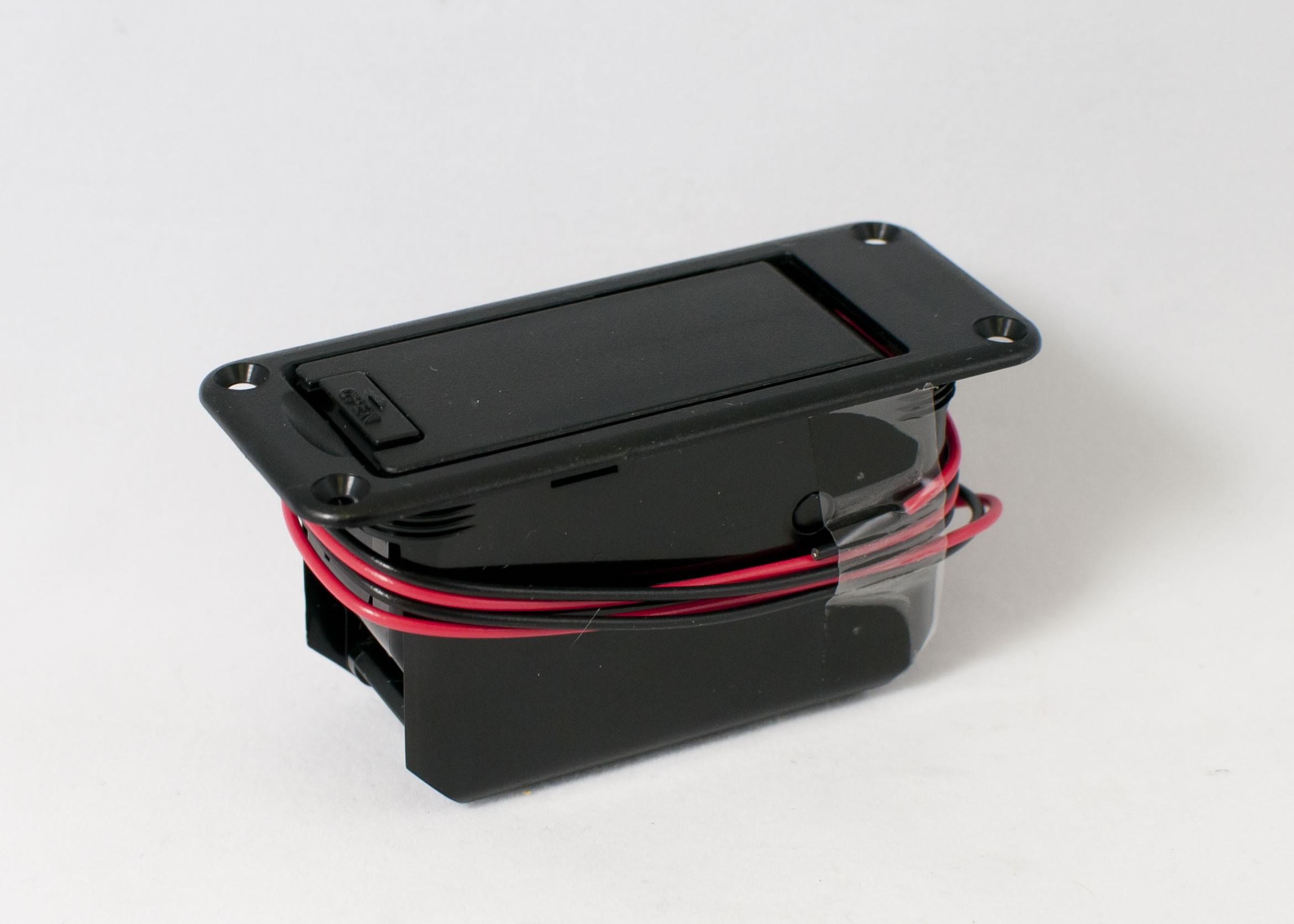9v Volt Top Mount Battery Compartment - Best B Gear  Volt Battery Wiring Harness on 9 volt power supply, 9 volt battery cover, 9 volt speaker, 9 volt switch, 9 volt battery terminal,