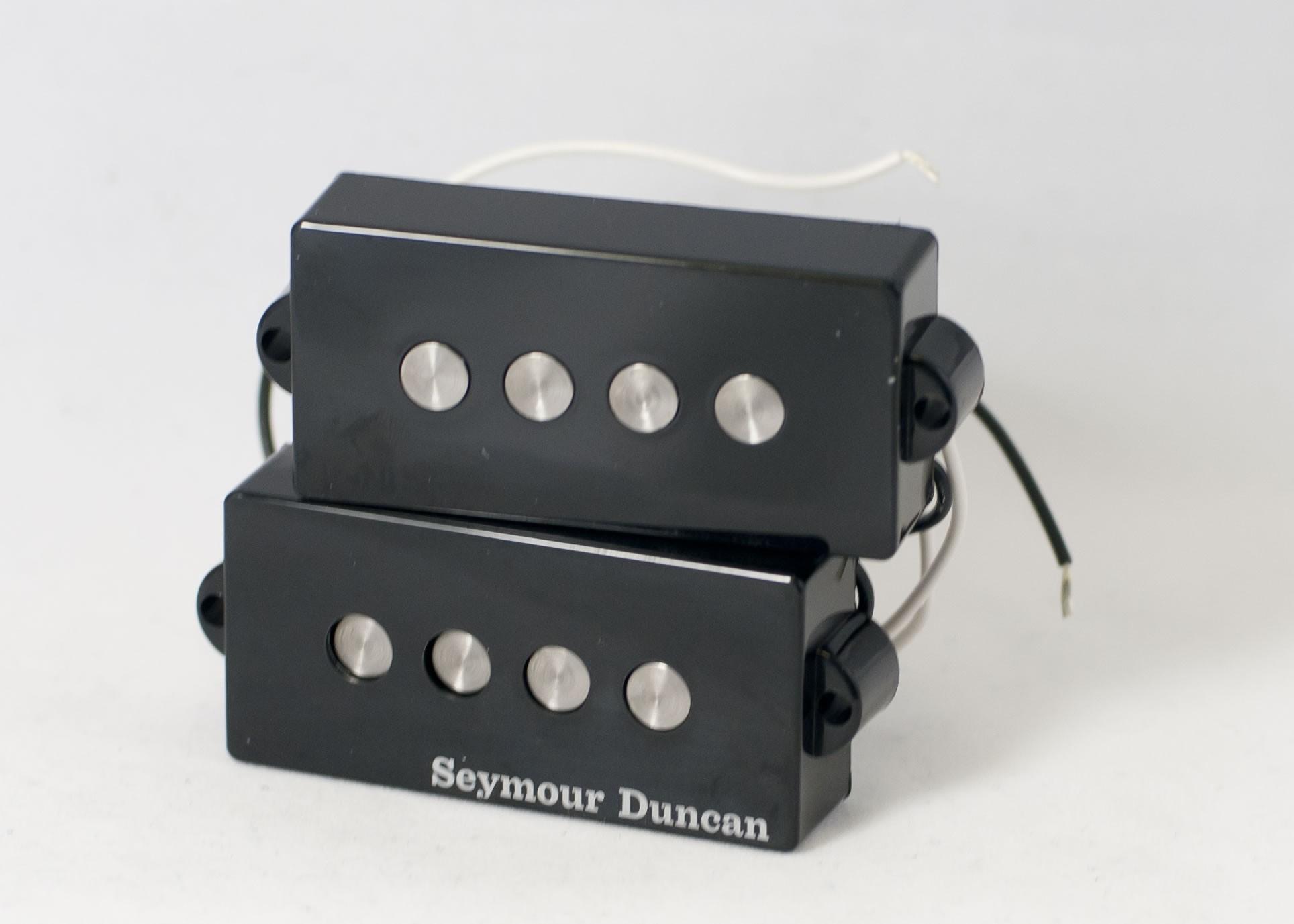 BBG 896 seymour duncan spb 3 quarter pounder p bass pickup best bass gear