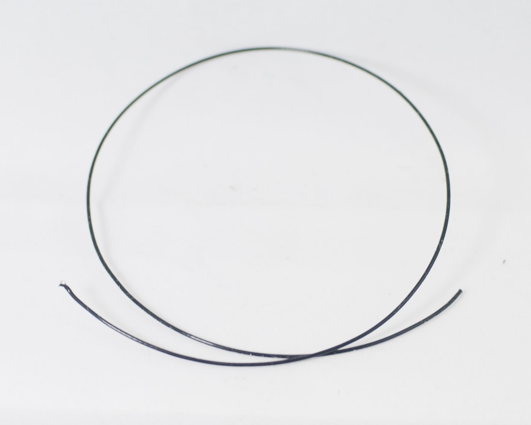 wire - black wire