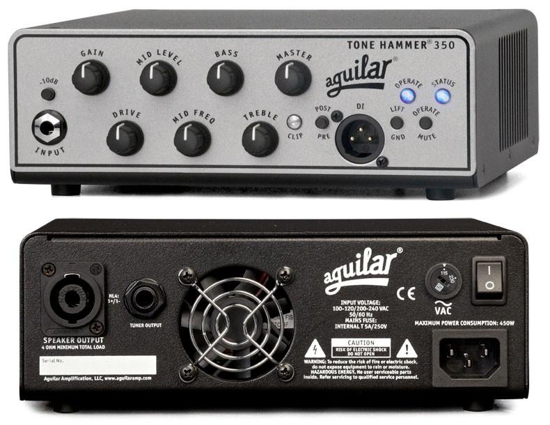 Aguilar Tone Hammer 350 : aguilar amplifier tone hammer 350 with free carry bag best bass gear ~ Russianpoet.info Haus und Dekorationen