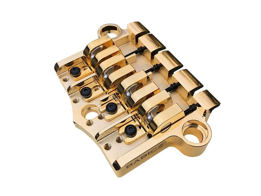 babicz fch 3 point 4 string bass bridge gold best bass gear. Black Bedroom Furniture Sets. Home Design Ideas