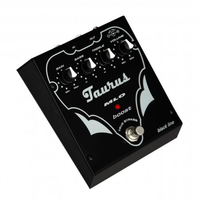 taurus mlo preamp bass effect pedal black line best bass gear. Black Bedroom Furniture Sets. Home Design Ideas