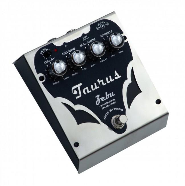 taurus zebu sl reverb delay bass effect pedal silver line best bass gear. Black Bedroom Furniture Sets. Home Design Ideas