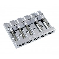 Omega 5 String Bass Bridge