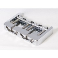 Hipshot 4 String B Style Fendermount 2 Bass Bridge