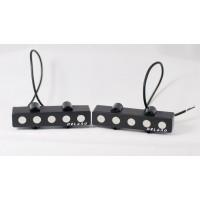 Delano JMVC 5 FE/S Jazz Bass Single Coil Series
