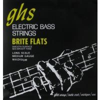 GHS Bass Brite Flats