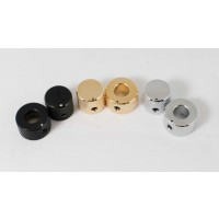 Concentric Stacked Metal Beveled Knob
