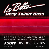 Labella Black Nylon Tapewound