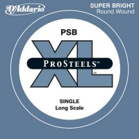 Daddario PSB ProSteels Single String