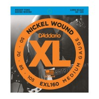 Daddario EXL Nickel