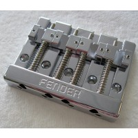 Fender 4 String Badass Style High Mass Bass Bridge