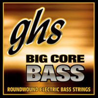 GHS Big Core Bass Strings