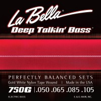 Labella Gold White Nylon Tapewound