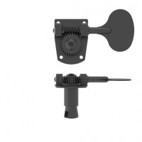 Hipshot HB7-L Lollipop Machine Head Tuner BLACK Bass Side