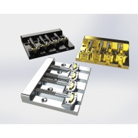 Hipshot KickAss 4 String Bass Bridge