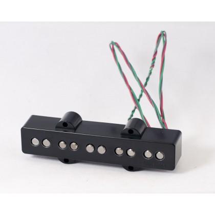 Dimarzio DP550-BK 5 String Jazz L Size Area J Split Coil Neck Pickup