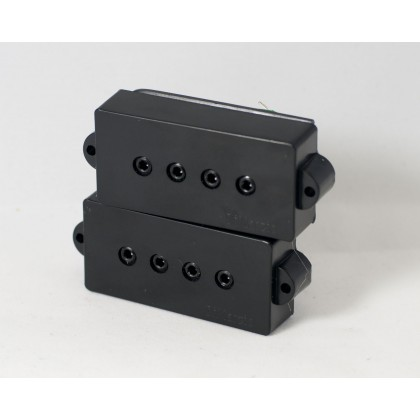 Dimarzio DP122-BK 4 String Precision Size Model P Split Coil Pickup