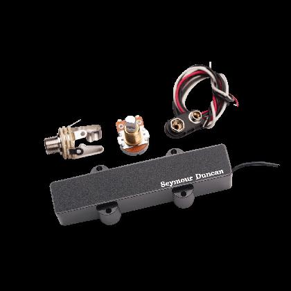 Seymour Duncan AJB-1b 4 String Jazz L Size Pro Active Split Coil Bridge Pickup