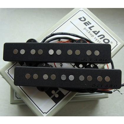 Delano JC 5 AX Active Jazz Bass Split Coil