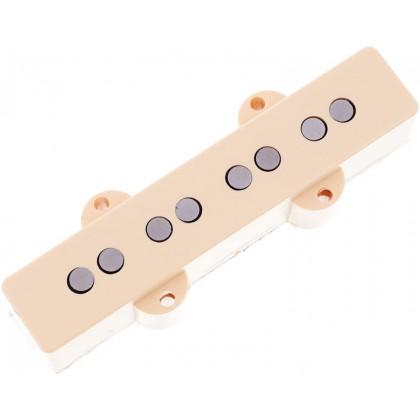 Dimarzio DP147-CR Creme 4 String Jazz S Size Ultra Jazz Split Coil Neck Pickup