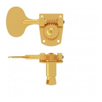 Hipshot HB7-L Lollipop Machine Head Tuner GOLD Treble Side