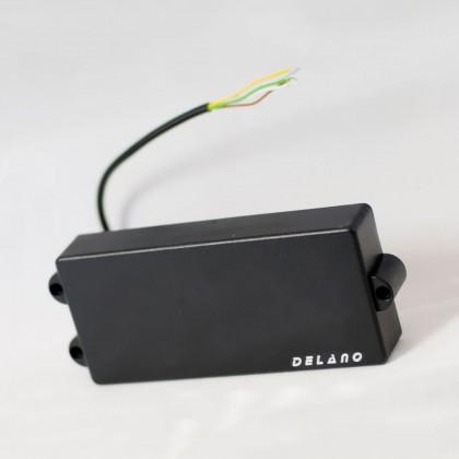 Delano MC6 HE 6 String DL5(MusicMan Xtend) Size Quad Coil Pickup