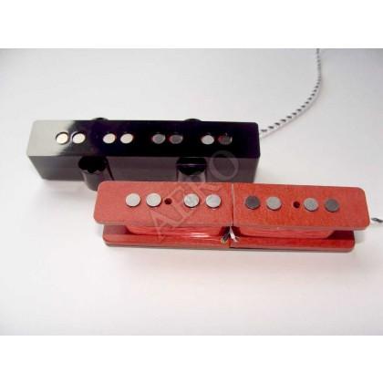 Aero Type 1 PJ 4 String Jazz S Size Humcancelling Neck Pickup