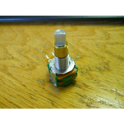 Seymour Duncan 100k concentric linear taper EQ potentiometer with center detent