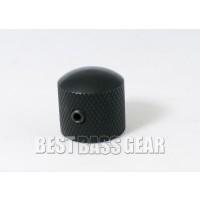 Glockenklang - Euro-Style Dome Knob - Black