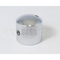 Glockenklang - Euro-Style Dome Knob - Chrome